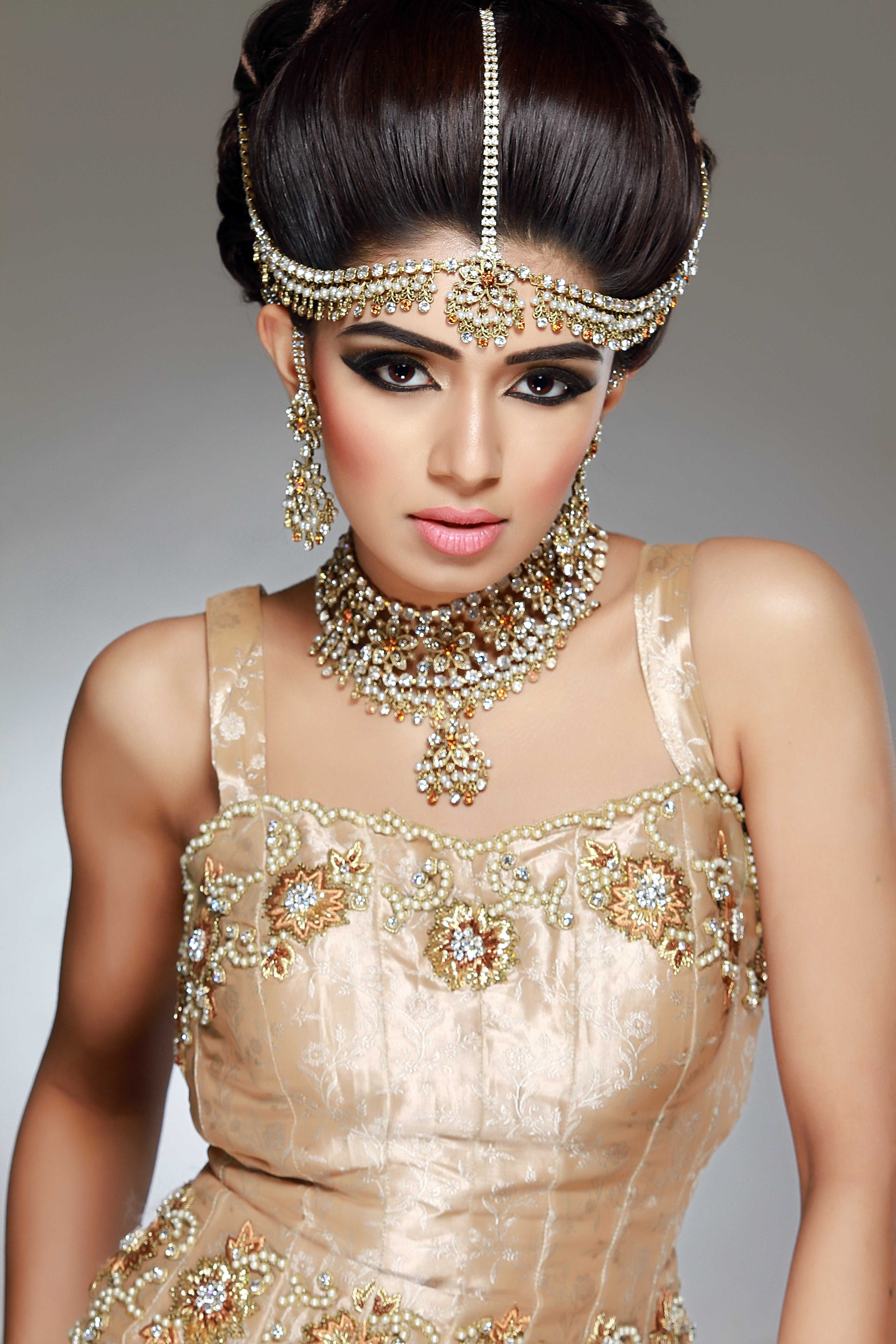 Asian Bridal Makeup Courses in UK.Fully Accredited.Now EnrollingZiad ...